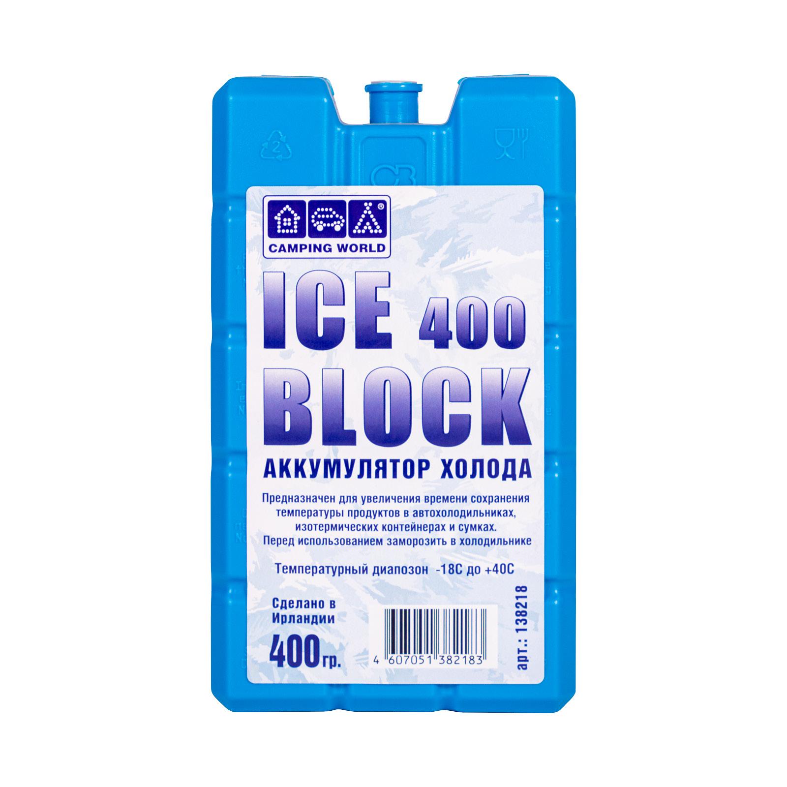 Iceblock 400